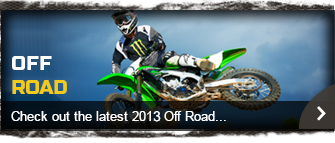 RACE  BIKES. Check out the latest 2012 Off-Road..
