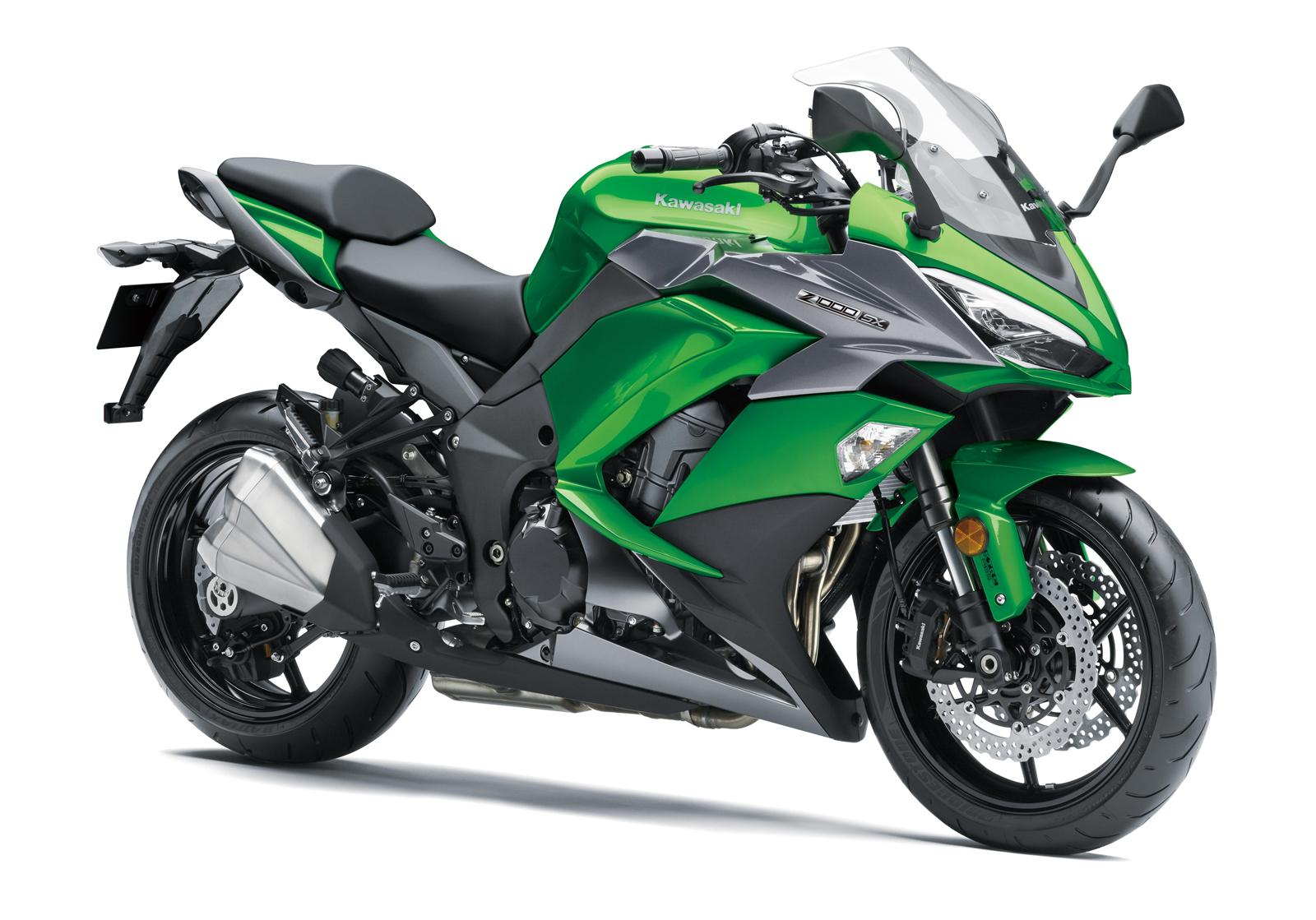 Z1000SX Sport Tourer Green
