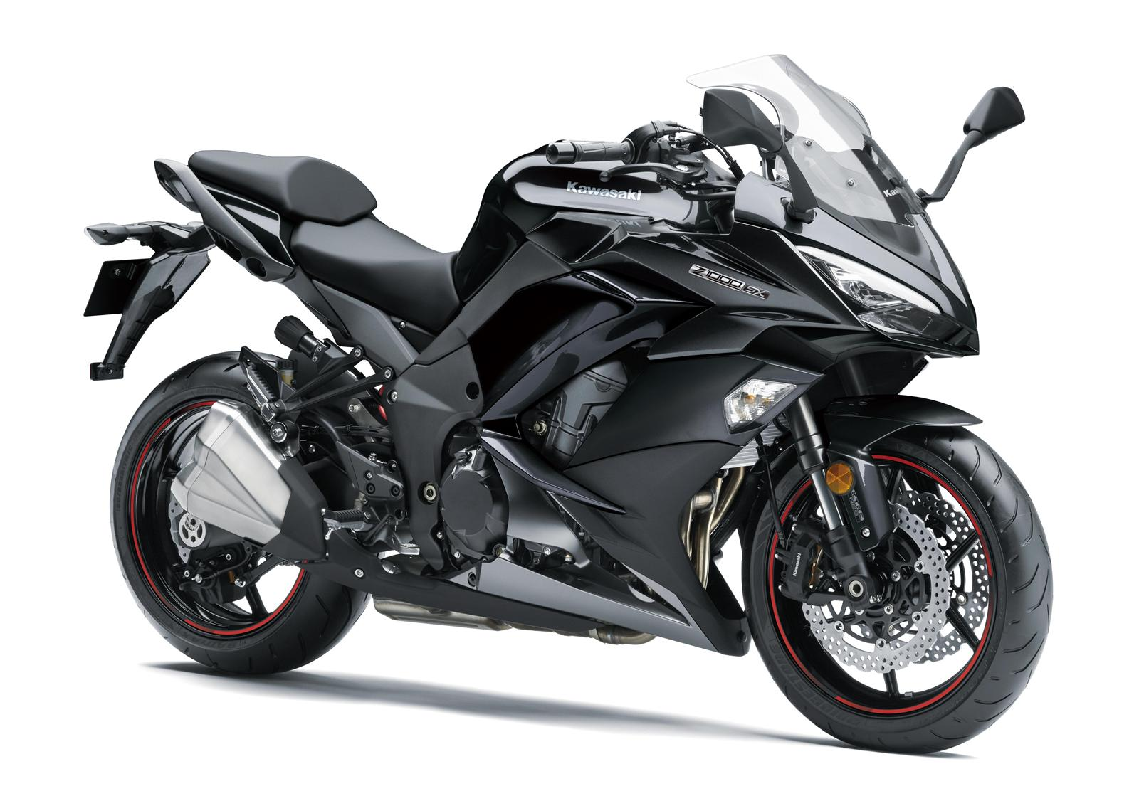 Z1000SX Sport Tourer Black