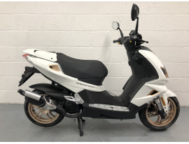 Pre Registered 2018 Peugeot Speedfight 4 50 Pure
