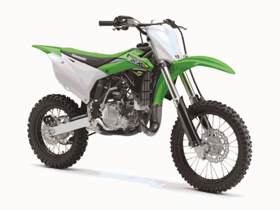 Kawasaki KX85 Small Wheel