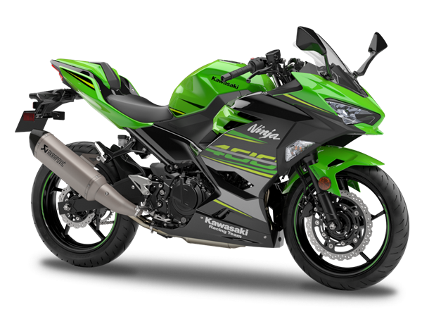 Kawasaki Ninja 400 Performance KRT Edition