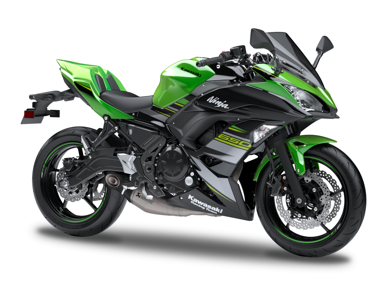 Kawasaki Ninja 650 KRT Edition Performance