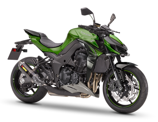 Kawasaki Z1000 Performance ABS