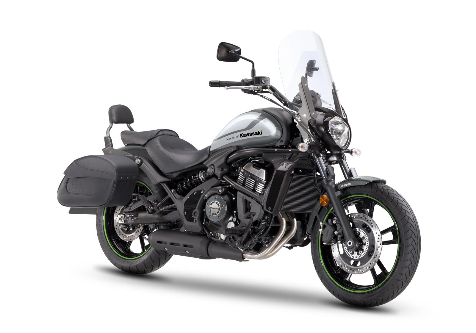 Kawasaki Vulcan-S Cafe Light Tourer