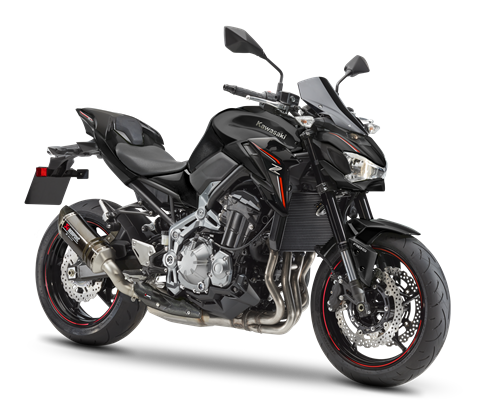 Kawasaki Z900 A2 Edition Performance