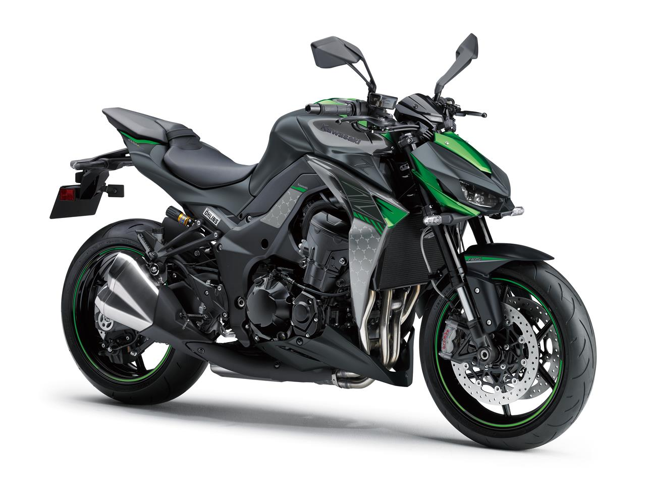 Kawasaki Z1000 R Edition Performance