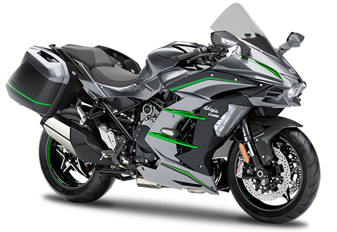 Kawasaki Ninja H2 SX SE Plus Performance Tourer