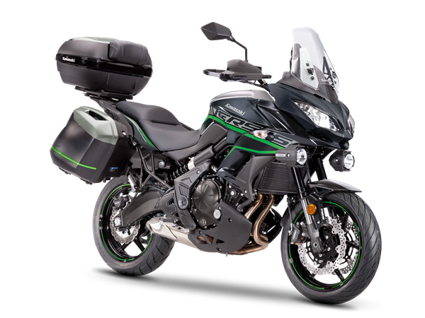 Kawasaki Versys 650 Special Edition Grand Tourer