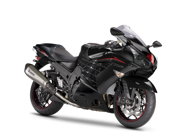 Kawasaki ZZR1400 ABS Performance