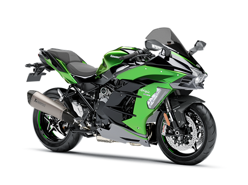 Kawasaki Ninja H2 SX SE Plus Performance