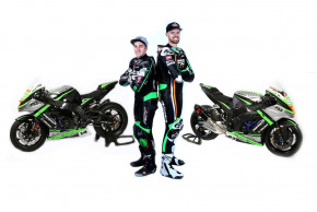 FS-3 Racing Kawasaki announces 2018 British Superbike rider line-up