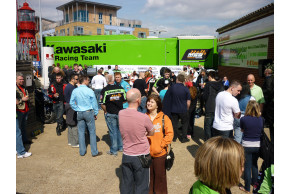 What's on at Colchester Kawasaki's Open Weekend?