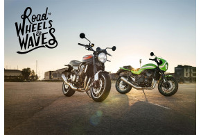 Kawasaki to participate in Road to Wheels & Waves event