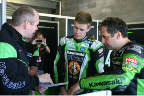MSS Colchester Kawasaki ready for the