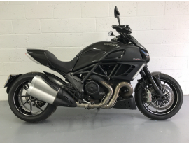 2012 Ducati Diavel Carbon edition