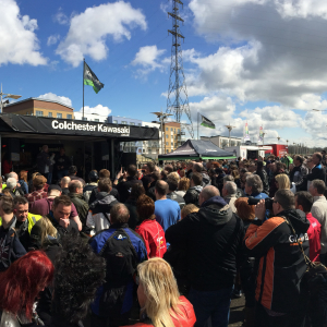 Classics on the Quay 2015