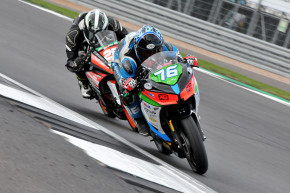 Sixth And Seventh At Silverstone For Luke Verwey