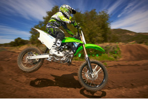 Kawasaki completes 2014 MX range with impressive new KX85