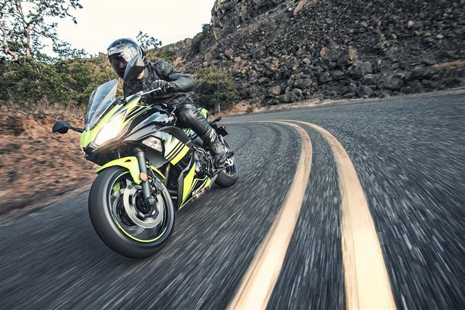 NEW MODEL ANNOUNCEMENT Kawasaki Present The New 2017 Ninja 650