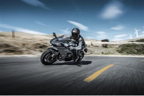 Kawasaki Release Limited Edition Kawasaki Ninja H2 Carbon for 2017