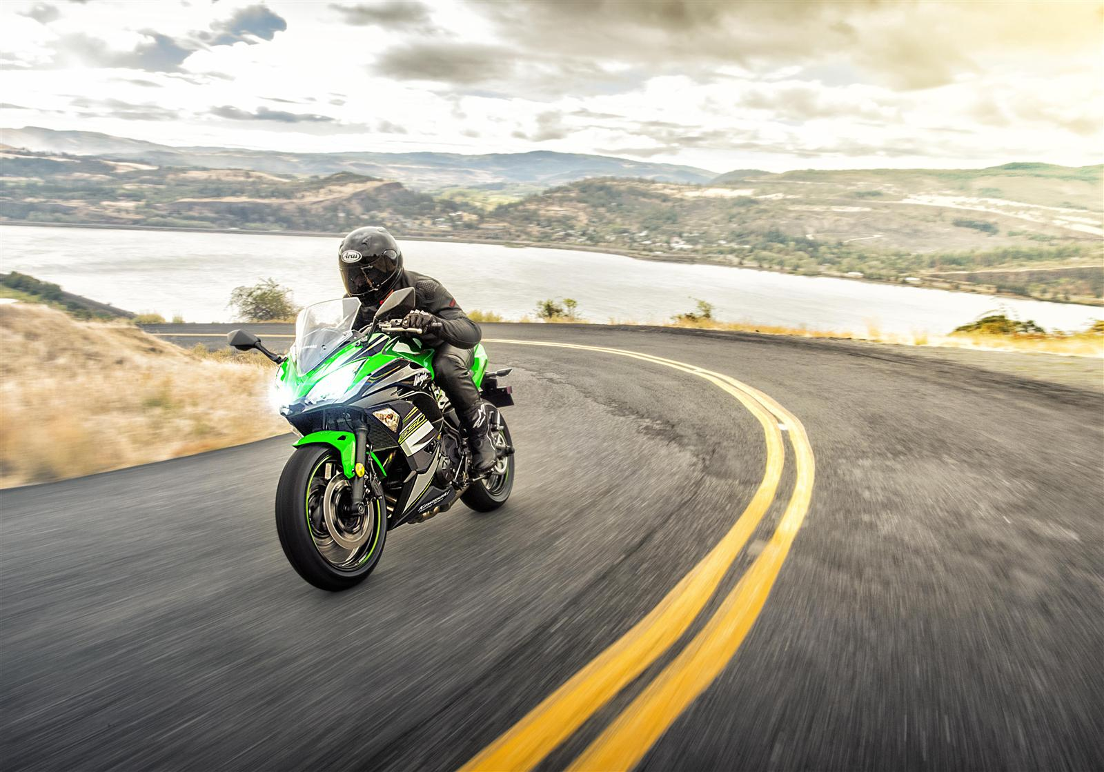 Kawasaki Unleashes Bundle Of Colour Updates For New Season