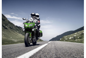 Free Tourer Pack With All New Kawasaki Versys 650s