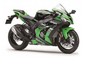 Kawasaki unveil their 2016 ZX-10R Superbike