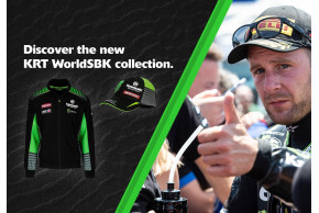 2019 Kawasaki Racing Team Clothing Range In Pole Position