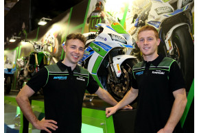 Morello Racing Kawasaki Introduce New Rider Line-up For 2019 BSB Superstock 1000 Championship