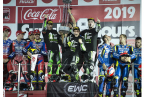 Victorious Suzuka 8 Hours For KRT As SRC Kawasaki France Wins The Championship!