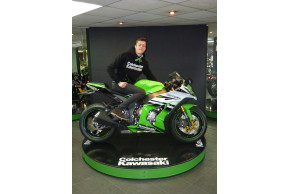 Trayler set for Superstock return with MSS Colchester Kawasaki