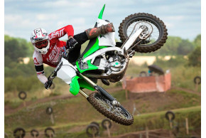 Kawasaki UK Welcome Phoenix Tools Apico MX Team To Team Green
