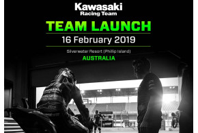 2019 Kawasaki Racing Team WorldSBK Team Launch Announced