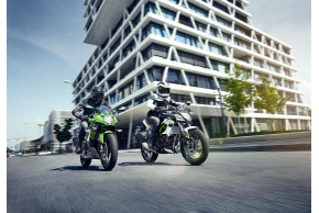 Kawasaki Presents: Ninja 125 Or Z125, The Toughest Choice