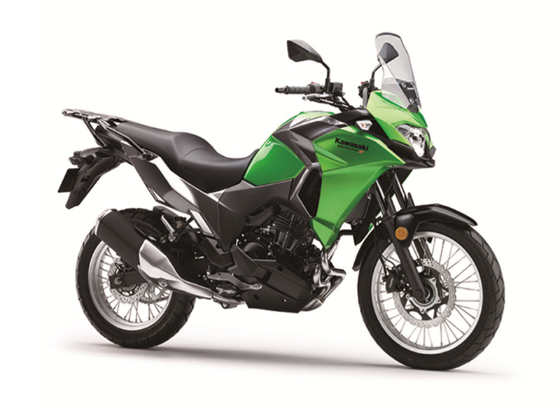 Kawasaki Introduces New Versys-X 300 Model For 2017