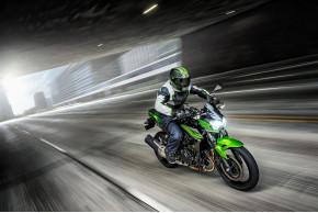 Refined Raw Z400 Beefs Up Kawasaki Mid-weight Naked Offering