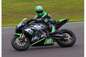 Progress At Donington Park For Lewis Rollo