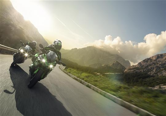 Z1000SX Sport Tourer: New Season Colours Announced