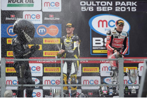 Buchan celebrates 2 podiums at Oulton Park
