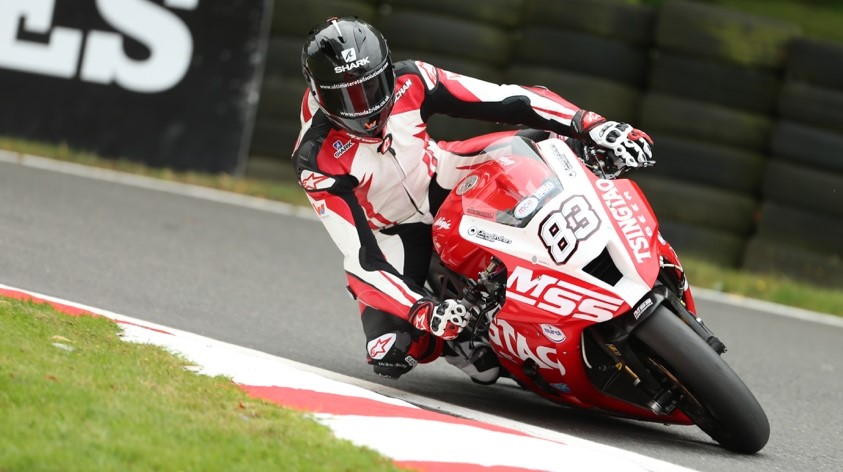Danny Buchan acheives solid results at Cadwell Park