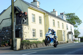 MSS Performance propel Dean Harrison to his fastest ever Isle of Man TT lap
