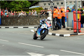 Dean Harrison and MSS go even faster to take a fantastic fourth place in Superstock TT Race!