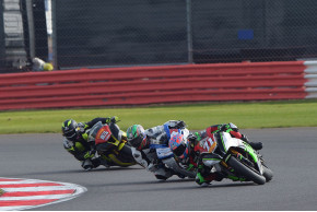 Trayler and MSS Colchester Kawasaki return with top eight finish at Silverstone