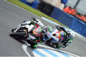 Trayler denied top ten finish at Donington Park