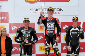 Kade Closes In On British Junior Supersport Championship Lead