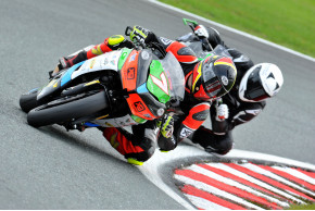 Pole Position & A Podium Keep Kade In Contention For British Junior Supersport Vice Champion Prize