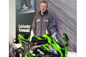 Lewis Rollo steps up to Superstock 1000 with MSS Colchester Kawasaki