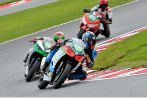 Luke Verwey Moves Up In The Overall British Junior Supersport Championship Standings After Oulton Park