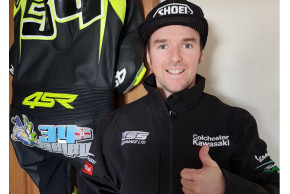 Colchester Kawasaki Announce Alastair Seeley Sponsorship for 2018